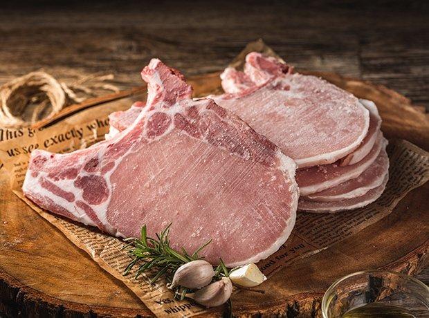 豬大排加工